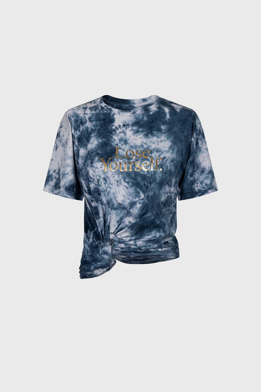 """T-shirt curta """"Lose Yourself"""" - T-shirt curta """"Lose Yourself"""" - Paco Rabanne"""