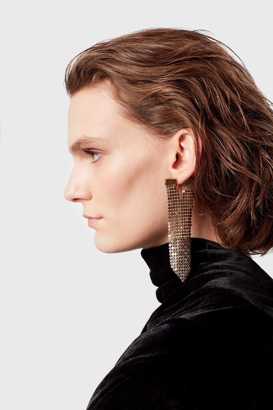 Flexible earring - Flexible earring - Paco Rabanne