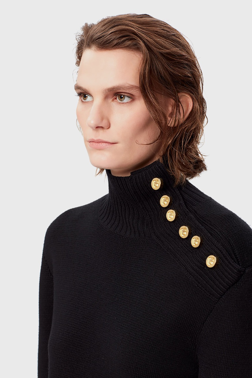 Roll neck jumper - Roll neck jumper - Paco Rabanne