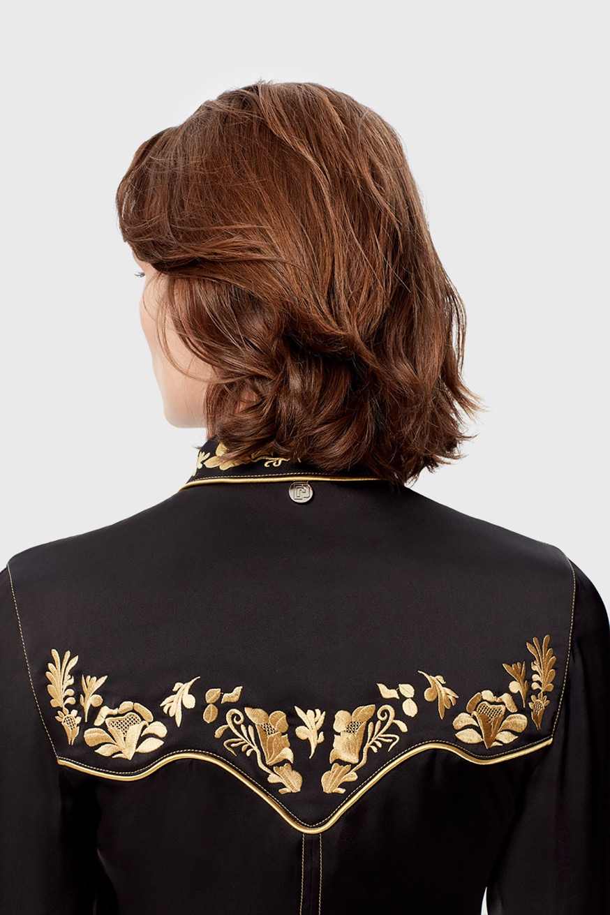Embroidered shirts - Embroidered shirts - Paco Rabanne