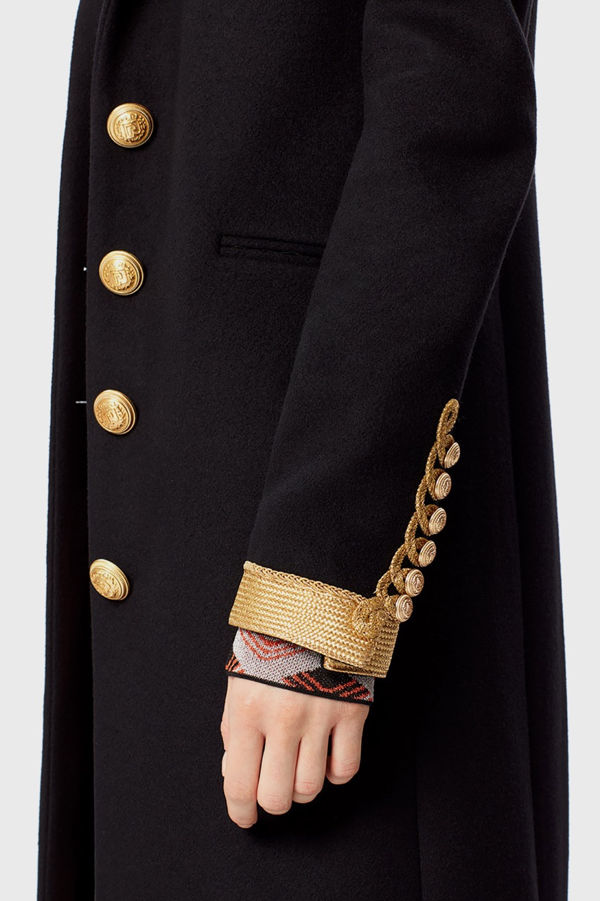 Tailored coat - Tailored coat - Paco Rabanne