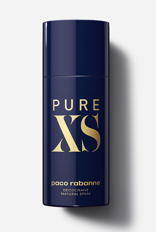 For any purchase of XS fragrance (100/200ML), get a body lotion free.