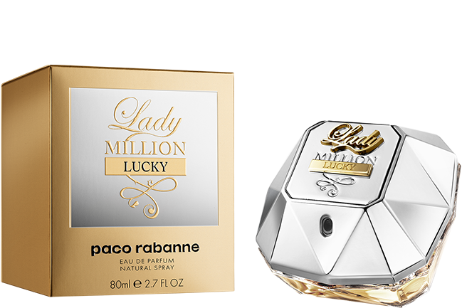 Lady Million Lucky - Lady Million Lucky - Paco Rabanne