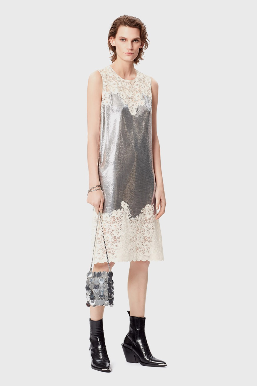 Mid-lenght dress - Mid-lenght dress - Paco Rabanne