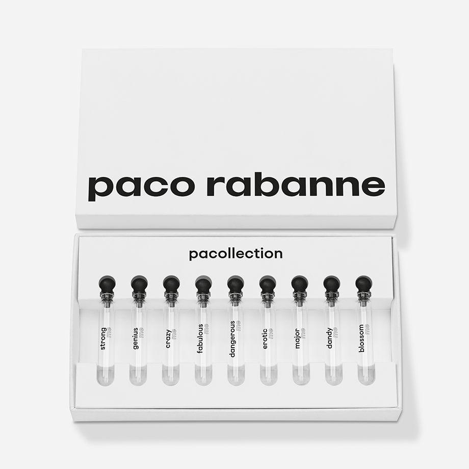Pacollection discovery kit - Pacollection discovery kit - Paco Rabanne