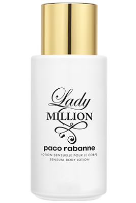 LADY M BODY LOTION 200ML REPACK