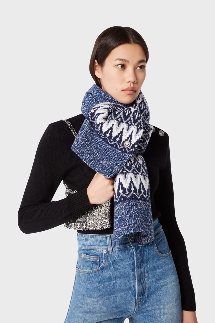 Nordic Scarf - Nordic Scarf - Paco Rabanne
