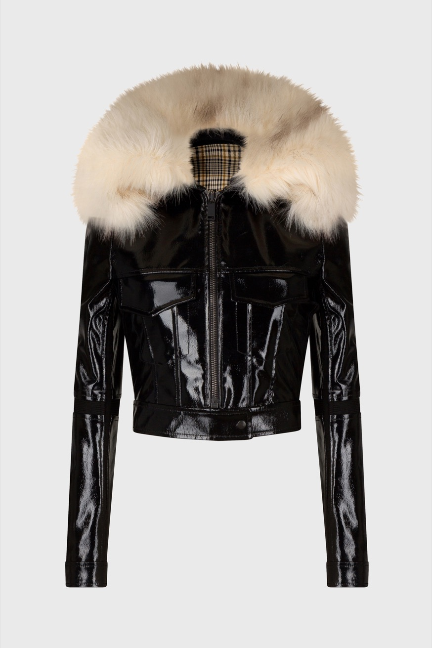 Fitted blouson - Fitted blouson - Paco Rabanne