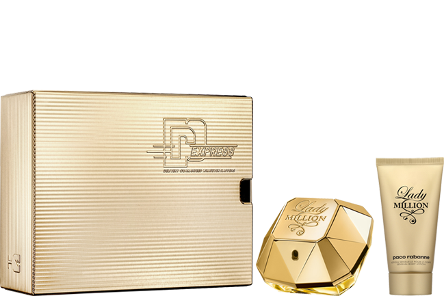 Lady Million Set - Lady Million Set - Paco Rabanne