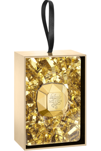 Lady Million Xmas Miniature 5ml - Lady Million Xmas Miniature 5ml - Paco Rabanne