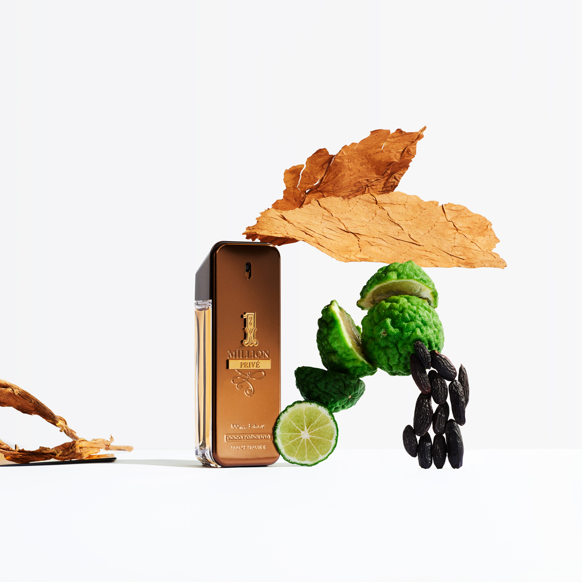 One Million Prive - Ingredients - Paco Rabanne 1